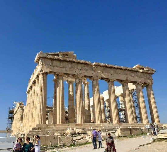 Acropolis Parthenon Greece