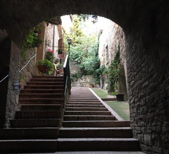 Assisi Street scene