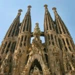 Barcelona Sagrada Familia shrines of spain pilgrimage