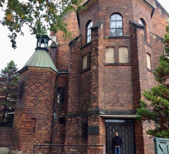 Divine Mercy Faustina Convent 3 Poland