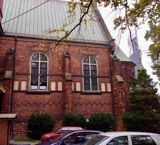 Divine Mercy Faustina Convent Poland