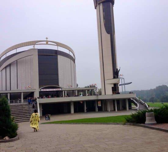 Divine Mercy Shrine Poland Pilgrimage