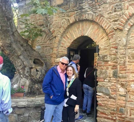 Ephesus Marys house