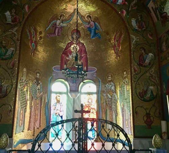 Greece Philipi Church