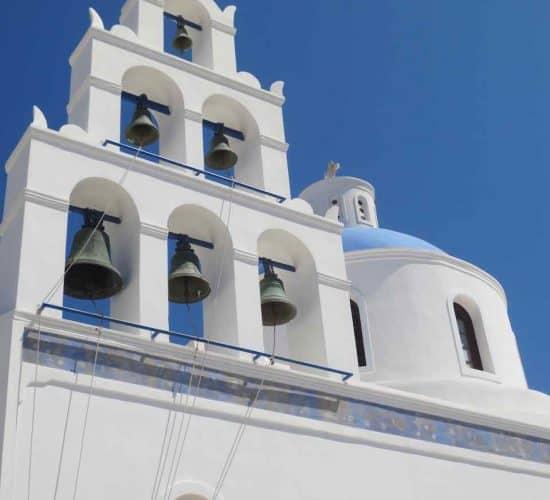 Greek Island church Greece Pilgrimage