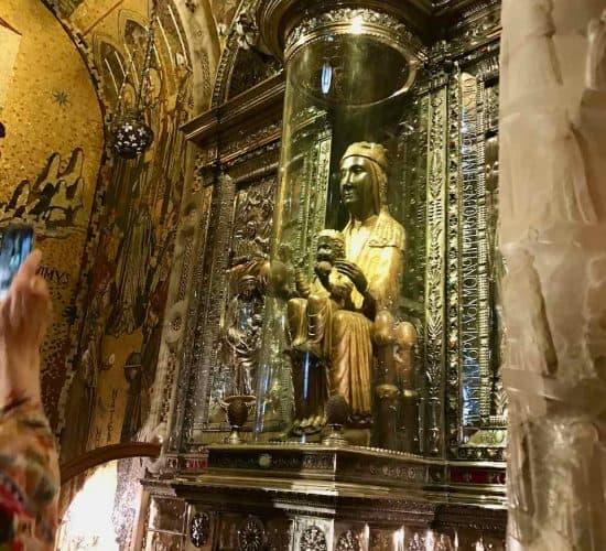 Our Lady Montserrat Spain pilgrimage