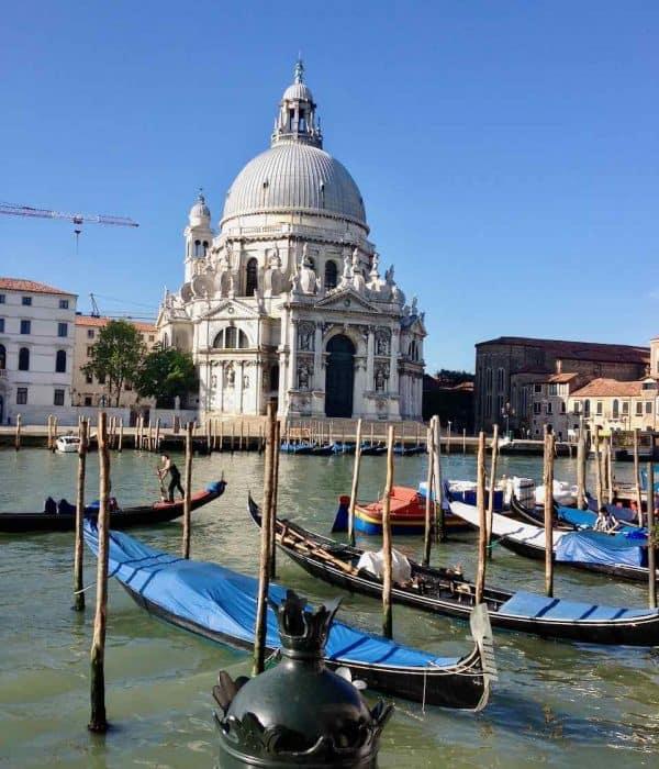 Santa Maria de la Salute Venice pilgrimage