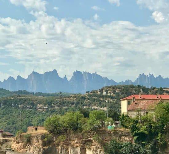 Spain Mountains Montserrat tour