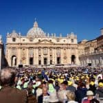 St Peters Square Rome Pilgrimage tour